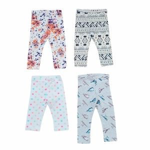 Lot 2 of Baby Girl Leggings Size 18-24 month